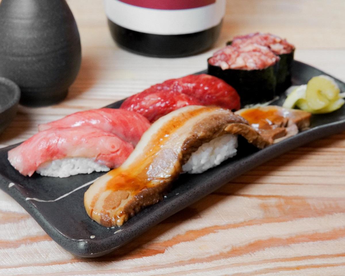 長崎肉寿司 テイクアウト